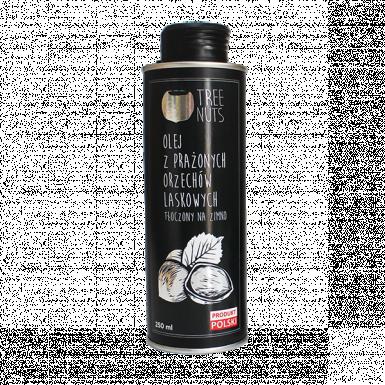 Öl von gerösteten Haselnüssen 250ml schwarze Dose